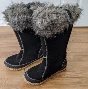 Sorel Joan cate cozy boots